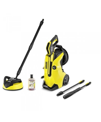 Мини-мойка Karcher K 4 Premium Full Control Home Wood
