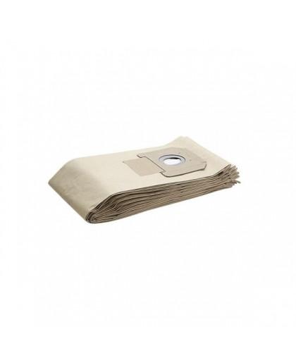 Бумажные мешки для пылесоса Worcraft VC16-30, 30л, 5 шт