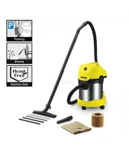 Karcher WD 3 Premium пылесос сухой и влажной уборки