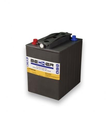 BECKER 6V 175AH - тяговая аккумуляторная батарея
