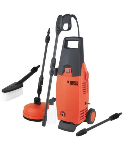 Минимойка Black&Decker PW 1400 K Plus