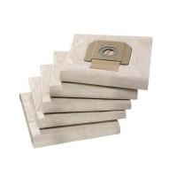 Бумажные фильтр-мешки Karcher NT 65/2, 72/2 (5 шт, 6.904-285.0)