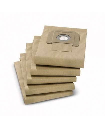 Фильтр-мешки для пылесоса Karcher A 2701-2801 (5 шт, 6.904-263.0)