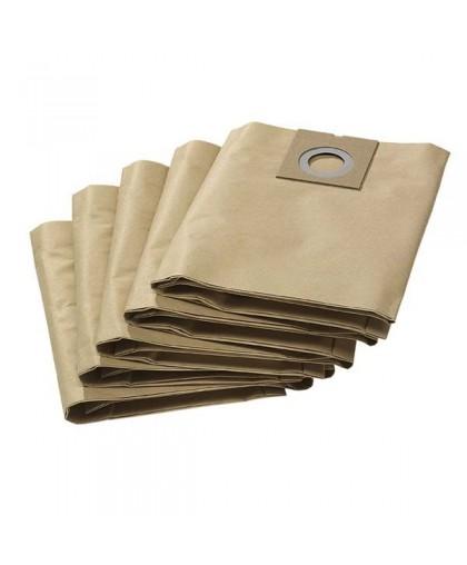 Бумажные фильтр-мешки для Karcher NT 27/1 (ME) (5 шт, 6.904-290.0)