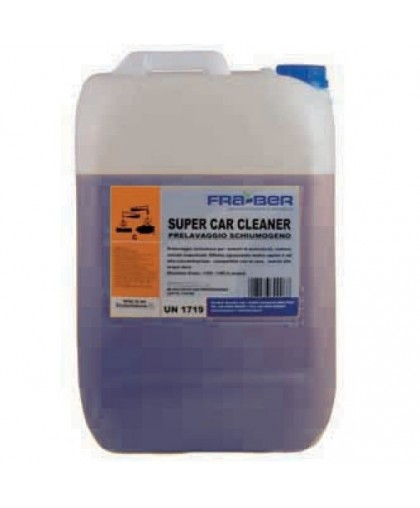 Fra-Ber Super Car Cleaner 10l активная пена