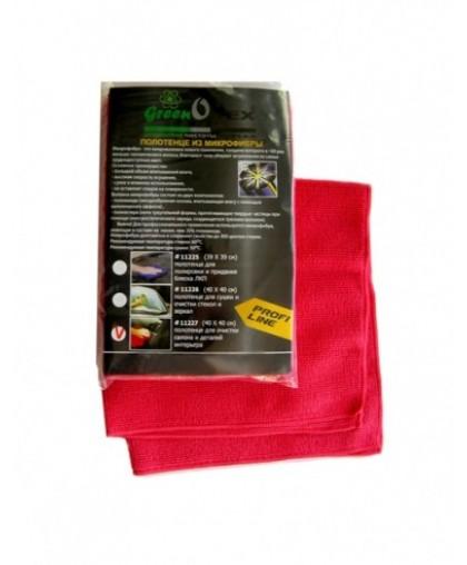 Полотенце Greenotex для чистки салона авто