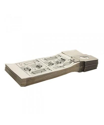 Karcher фильтр-мешки бумажные CV 30/1-38/2 (10шт, 6.904-294.0)