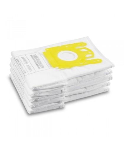 Мешки для пылесоса Karcher VC 6.100-6300 (5 шт, 6.904-329.0)