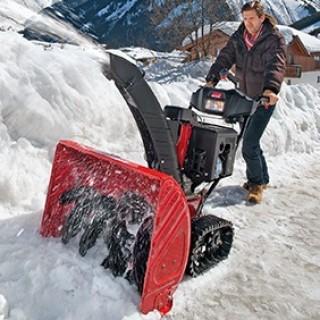 Снегоуборочные машины MTD