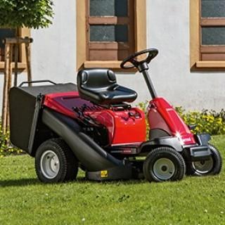 Тракторы-газонокосилки MTD