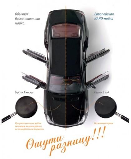Набор Koch Chemie Nano для 3-х этапной автомойки
