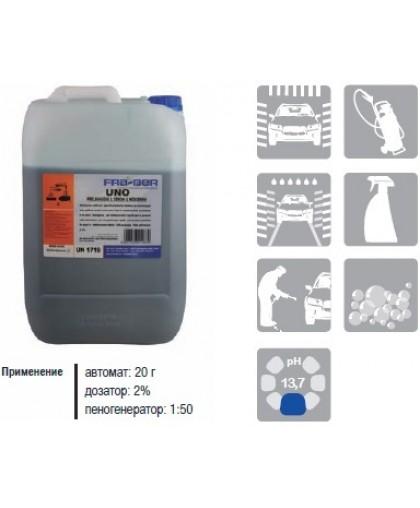 Fra-Ber UNO средство для дисков и насекомых