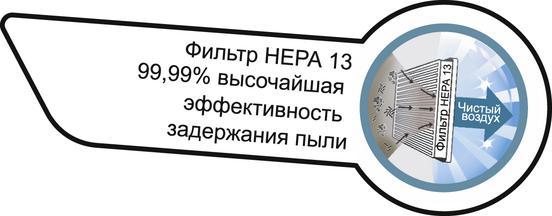 Пылесос для аллергии Karcher - HEPA 13