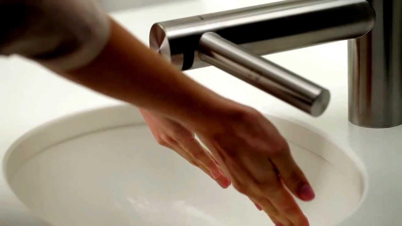 Мойка и сушка рук