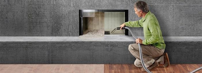 Пылесос для камина AD 4 Premium Fireplace