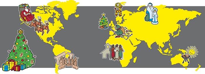 Рождество во всем мире