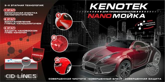 Kenotek наномойка